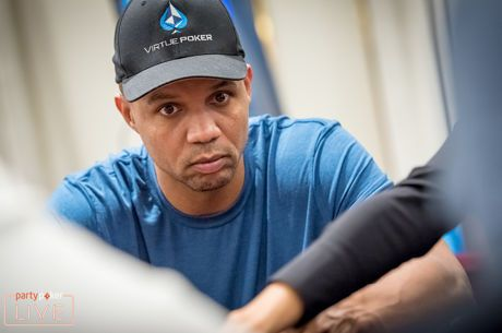 Ivey Third in Chips in the Triton Poker Super High Roller, Loeser Leads