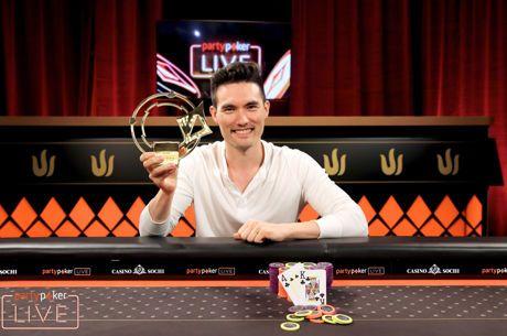Aymon Hata Conquista Triton Poker High Roller Sochi 2018
