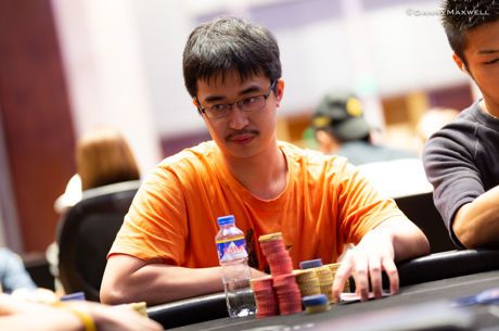 Sebastian Wong Leads Heading into Final Day of APPT Manilla Main Event