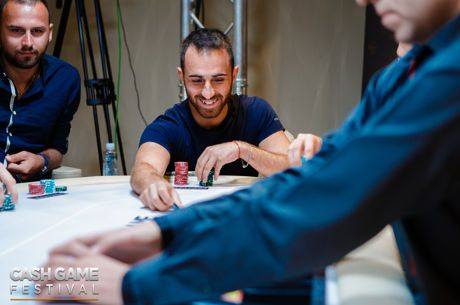 Youness Barakat Sets a CGF Record on Day 4 of the Cash Game Festival Bulgaria