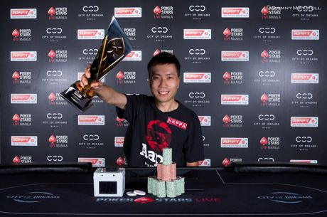 Hon Cheong Lee Wins APPT Manila ₱200,000 High Roller for ₱4,676,260