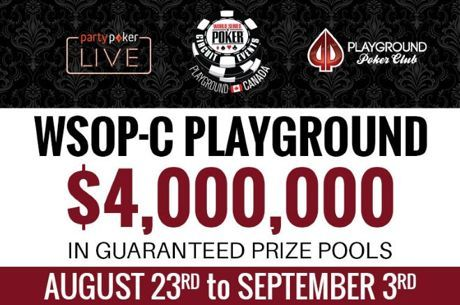 A Player's Guide to the WSOP-C Playground