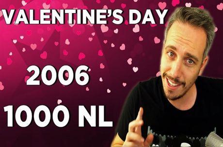 Lex Veldhuis Analisa Mãos de 2006 em NL1000 (Parte 1)