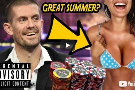Video : Joe Ingram se lance dans la chanson avec un clip sur Gus Hansen