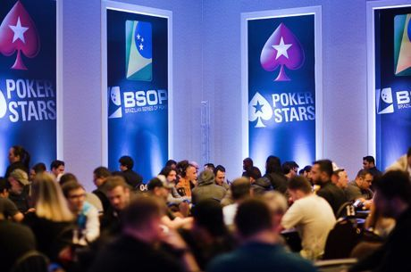 Arranca Hoje o Main Event do BSOP Iguazu