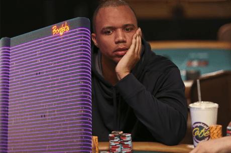 Dator cu 10M $, Phil Ivey este sfatuit de cazinoul Borgata sa depuna 100$ si sa joace online