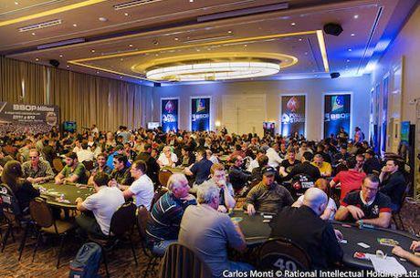300 Jogadores Apurados para o Dia 2 do Main Event do BSOP Iguazu