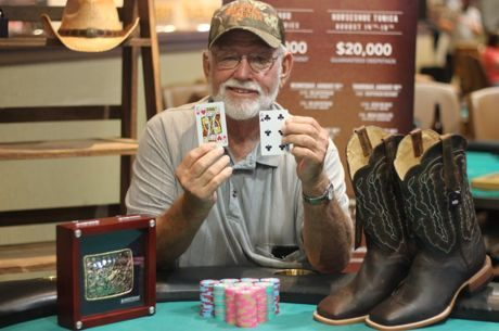 Dennis Thurman Wins RunGood Tunica