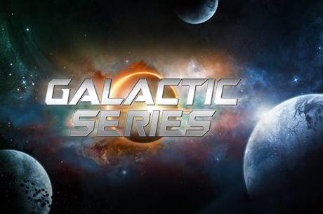 Galactic Series : 15 millions à partager sur PokerStars dès dimanche