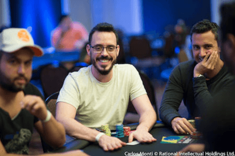 Cássio Kiles Puxa Fila para o Dia 3 do Main Event do BSOP Iguazu