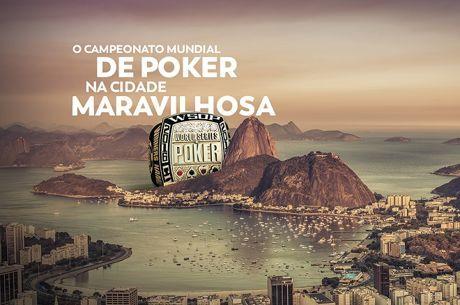 WSOP Circuit Brasil Arranca já Dia 23 de Setembro com Dia 1 Online
