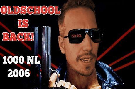 Lex Veldhuis Analisa Mãos de 2006 em NL1000 (Parte 2)