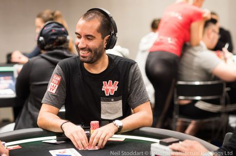 João Vieira e Filipe Oliveira no Top 10 do €10,300 High Roller do EPT Barcelona
