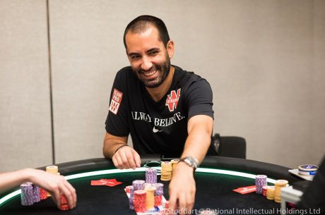 João Vieira e Filipe Oliveira ITM no High Roller do EPT Barcelona
