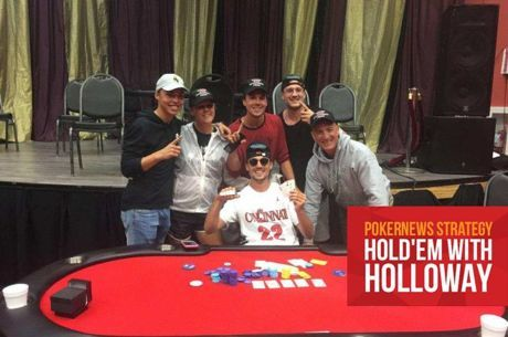 Hold'em with Holloway, Vol. 78: Wyoming Poker Action & Wild South Dakota Hand