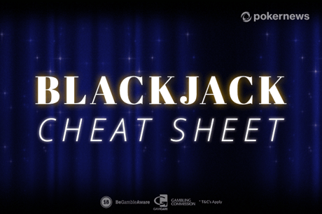 Blackjack Cheat Sheet: Printable PDF to Play (and Win)