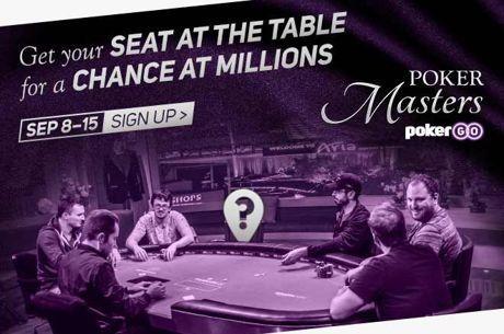 Unde va putea fi urmarit regalul de high rollere Poker Masters (7-13 septembrie)