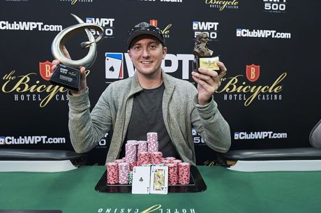 Michael Copeland Wins WPT500 L.A. for $181,950