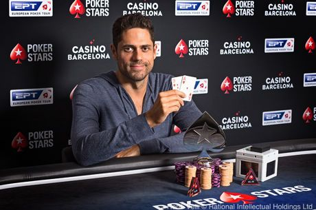 Benjamin Pollak ganó el 50.000€ Single-Day High Roller del EPT Barcelona