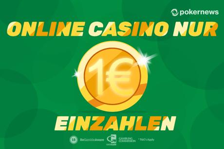 So können Sie im Online Casino nur 1 Euro einzahlen