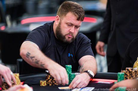 Mark Buckley führt beim PokerStars EPT Barcelona Main Event