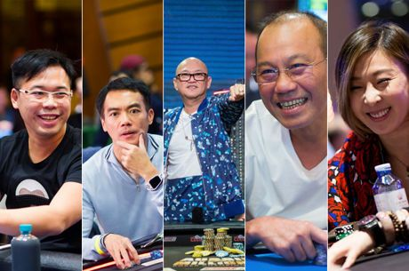Five of the Best Asian Poker Players