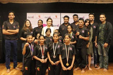 Dangal Star Fatima Shaikh Celebrates MukkaMaar Girls' Victory