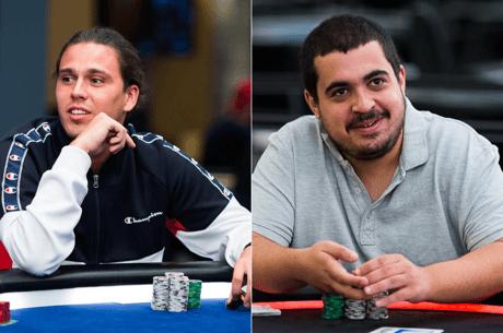 Pedro Marques e Rodrigo Carmo nos Últimos Seis do EPT Barcelona