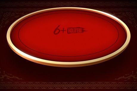 Six Plus Hold'em: A Próxima Variante de Poker da PokerStars?
