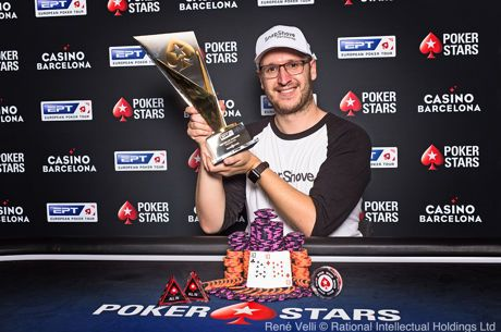 Max Silver Wins PokerStars EPT Barcelona €10K High Roller (€600,924)