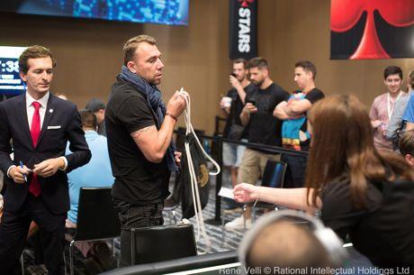 Marcin Chmielewski dziesiąty w EPT High-Roller (€64,300)