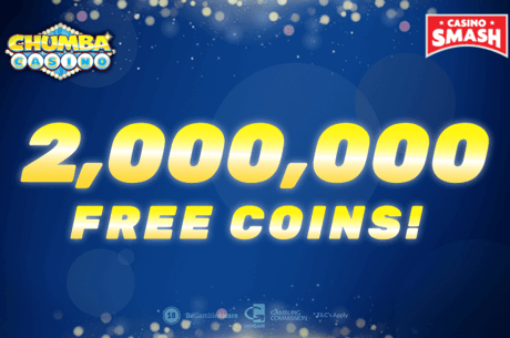 Get Free Sweeps and 2,000,000 Gold Coins at Chumba Casino