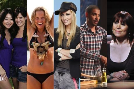 Top Five Poker Player Appearances on Reality TV Shows