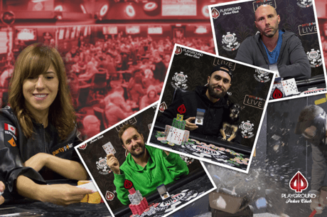 WSOP-C Playground Breaks Entries Records, Awards Seven Rings