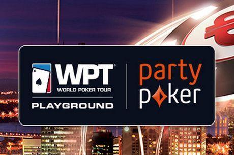 WPT in partypoker združujeta moči za turnirje v Evropi in Kanadi