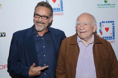 Legendary Actor Ed Asner Talks Poker, Life, and His L.A. Charity Event