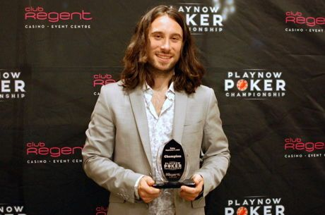 Dylan Ellis Completes Stellar Friday with Win in $300 Bounty Event