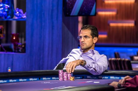 Three Events, Three Final Tables for Adams at Poker Masters