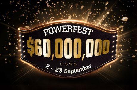 EggsBenedict Crava Powerfest #48-High e Recebe $103,936 & Mais