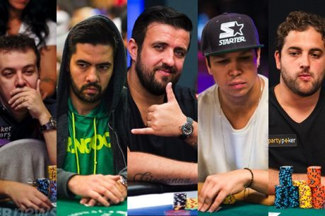 Five of Brazil's Best Poker Players