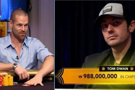 [VIDEO]  Triton Million Dollar Cash Game : Un 3e épisode avec Tom Dwan et Patrik Antonius