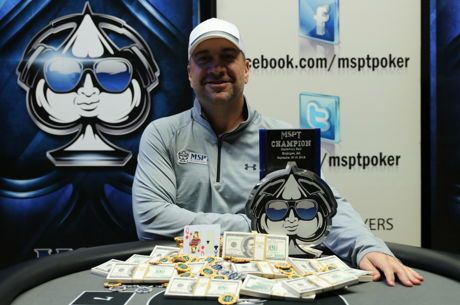 Record Canterbury Park Win for Blake Bohn; Rich Alsup Makes MSPT HoF