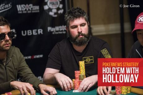 Hold'em with Holloway, Vol. 81: Bracelet Winner Ryan Leng on Bad Call