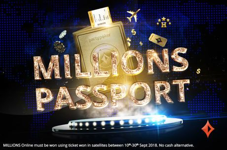 partypoker Giving the Chance to Become a Poker Pro With the MILLIONS Passport