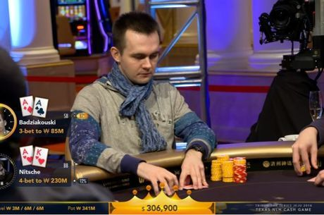 [VIDEO] Triton Million Dollar Cash Game : Un 4e épisode explosif