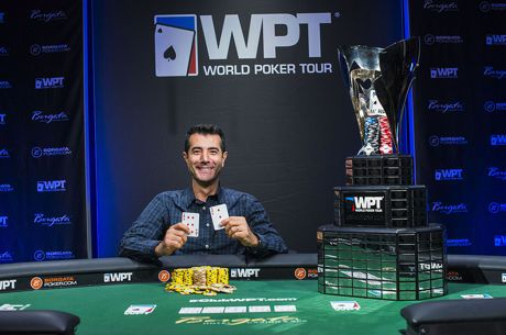 Erkut Yilmaz Wins WPT Borgata Poker Open ($575,112)