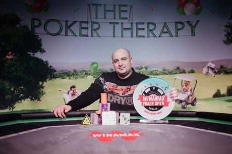 Karol Wojciechowski wygrywa Winamax Poker Open Dublin Main Event
