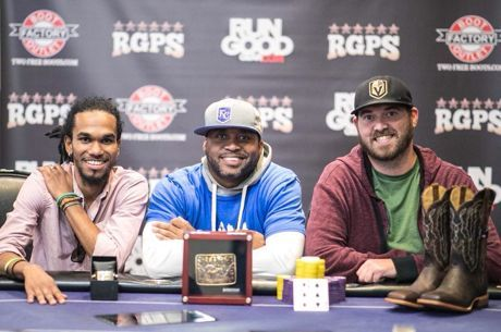 Three Winners at RunGood Kansas City Old West Main Event