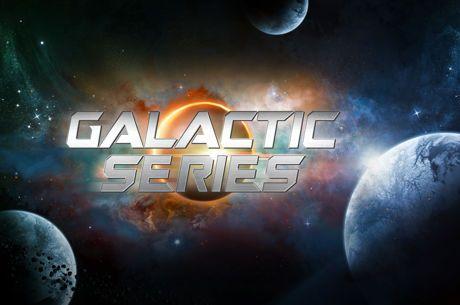 Las Galactic Series de PokerStars fueron un rotundo éxito, cerca de 17 millones entregados