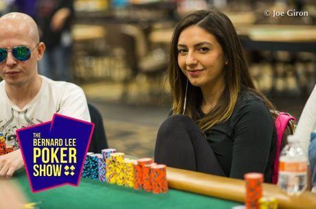 The Bernard Lee Poker Show 11-04: Joe Cada, Part 2 & Kelly Minkin